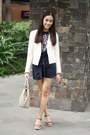 Cream-zara-blazer-navy-asos-top-brown-call-it-spring-wedges