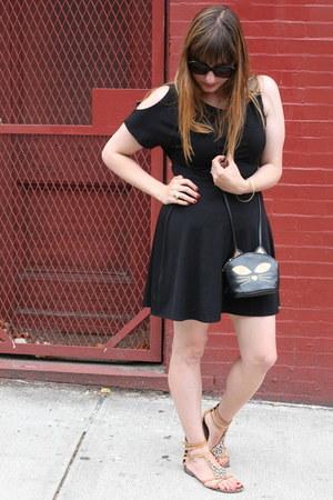 black BCBGeneration dress