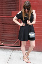 black BCBGeneration dress