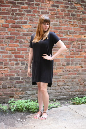 black t by alexander wang dress