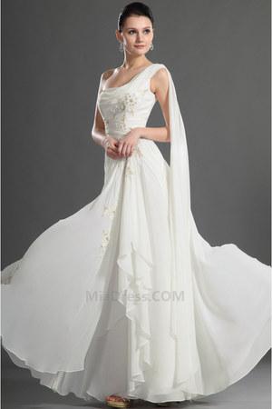 traîne courte MiaDress dress