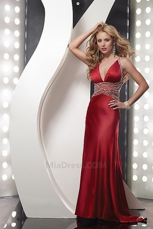 satin soyeux MiaDress dress