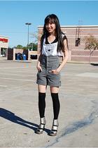 gojanecom shoes - forever 21 shorts - gojanecom shirt - wal-mart shirt