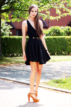 black inlovewithfashion dress