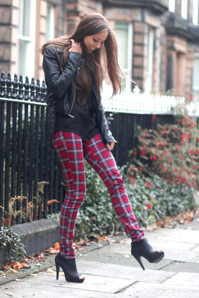 H&M jeans - La Redoute shirt