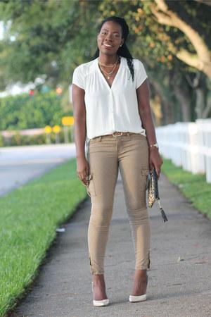 skinny H&M pants