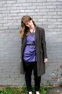 Purple-dahlia-blouse-black-vintage-jacket-black-thrifted-belt-silver-awear