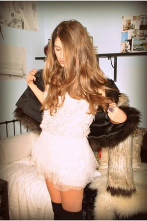 ARAFEEL dress - Lanvin for H&M coat - asos socks