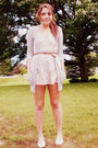 Gray-american-eagle-cardigan-white-urban-outfitters-dress-white-urban-outfit