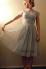 Blue-vintage-dress