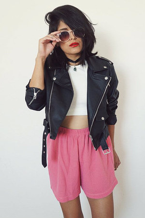 thermalpink vintage shorts
