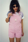 Overallsshort-vintage-shorts