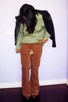 vintage pants - Guess jacket