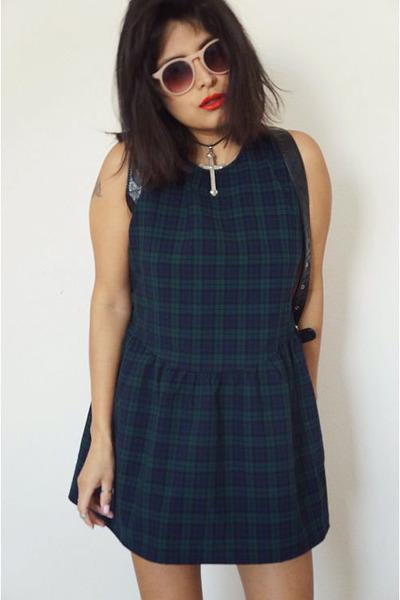 Pendleton dress