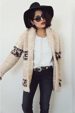chunkysweater cardigan