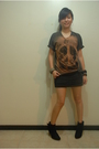 Wet-seal-shoes-random-from-bangkok-skirt-random-from-bangkok-shirt