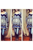 BB Dakota sweater - brown casual chic Roxy boots - denim free people jeans