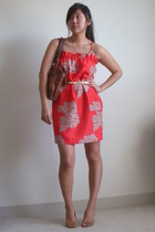 Club Monaco dress - Steve Madden shoes - Marc by Marc Jacobs accessories
