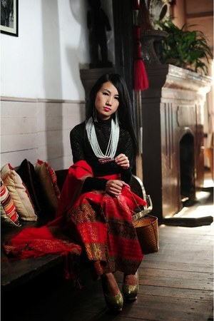 Something Naga skirt - Something Naga accessories
