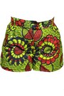 Green-handmade-shorts