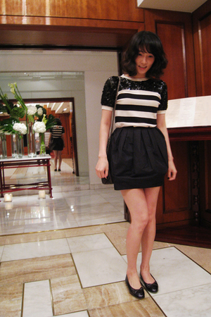 Forever21 dress - H&M skirt - Chanel - Chanel