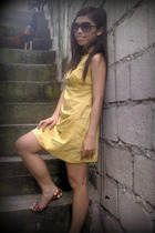 Divi dress - prp - shoes