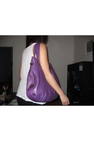 Kain - American Apparel skirt - UO - Kooba purse