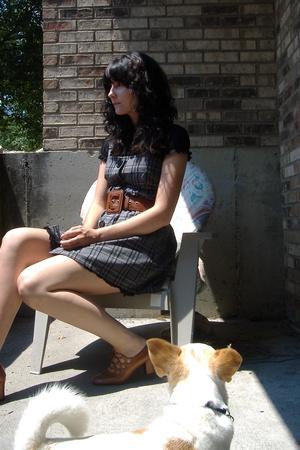 Ebay dress - Target dress - Ebay shoes