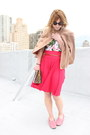 Bubble-gum-loafers-vintage-shoes-camel-cropped-anthropologie-jacket-light-pi