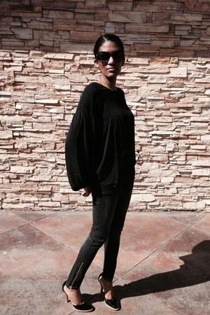 H&M jeans - H&M blouse