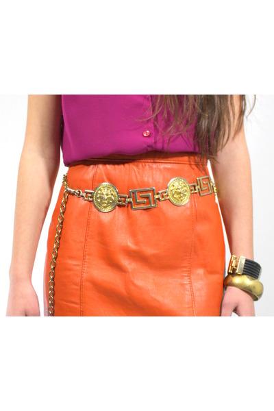 vintage belt