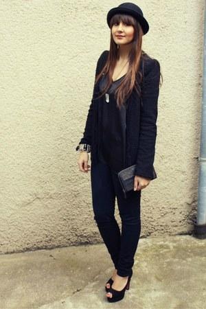 Zara blazer - Mango shirt