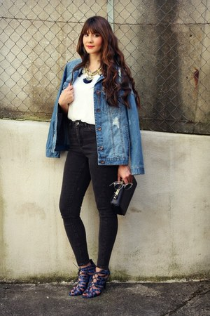 asos jeans - Forever 21 jacket