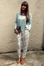 Oysho-sweater-oysho-pants