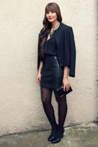 Promod jacket - H&M skirt