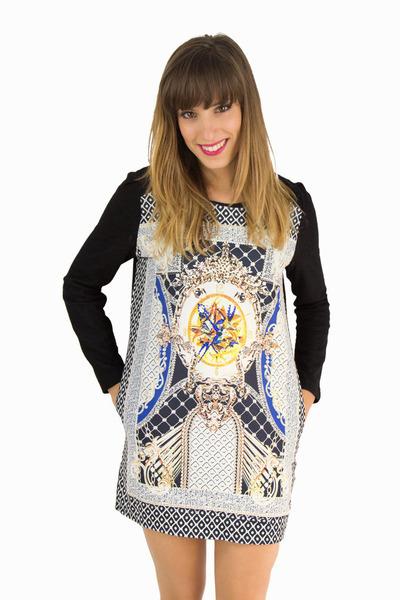 Lala and Sasi dress