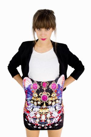 Lala and Sasi skirt