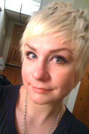 oh yeah, i got my septum pierced