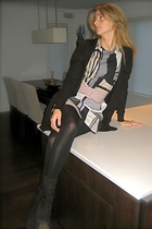 Zara - H&M dress - Aldo belt - X2B boots - H&M stockings