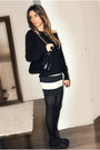 Black-h-m-sweater-black-sirens-skirt-black-ardene-shoes-black-ardene-purse