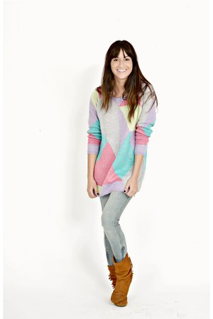light blue pastel banggoodcom sweater