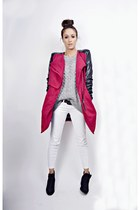 ruby red banggoodcom coat