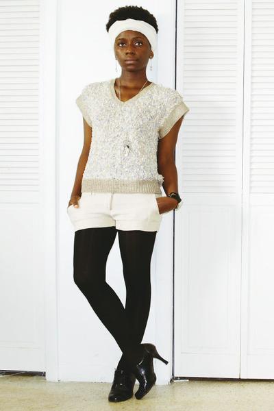 twentyone shorts - Classified shoes - thrifted vintage shirt