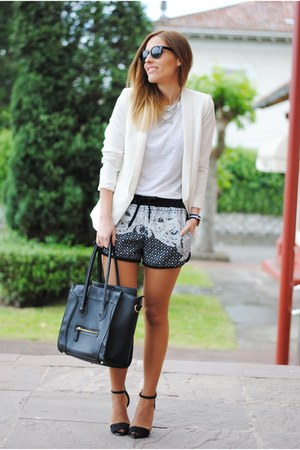 KEEP CALM TRENDY shorts - Daniel Wellington watch