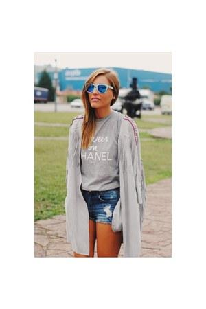 Fiorella jacket - Peony crown t-shirt