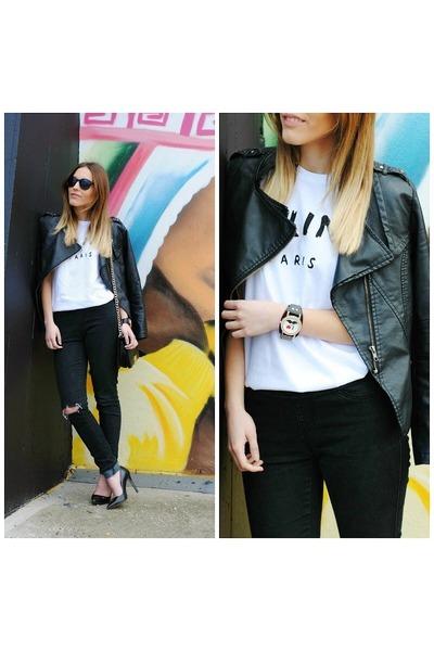 KEEP CALM TRENDY t-shirt - Born Pretty Store watch