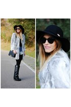 Fiorella atelier hat - Choies boots