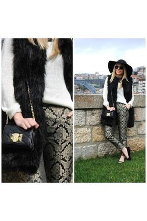 suiteblanco pants