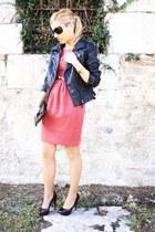 H&M dress - Zara jacket