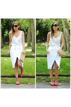 Fiorella bag - PERSUNMALL heels